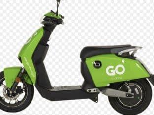 Gratis promo code: BBGWPB go sharing scooter 25 Minuten