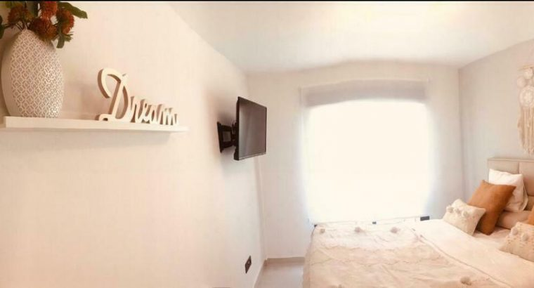 Appartement Spanje te huur- 12 juli tem 19 Juli 2021