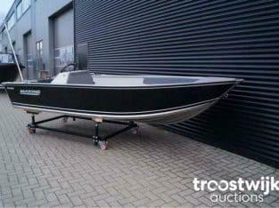 Online Veiling: Vissersboot Marine 450 Family