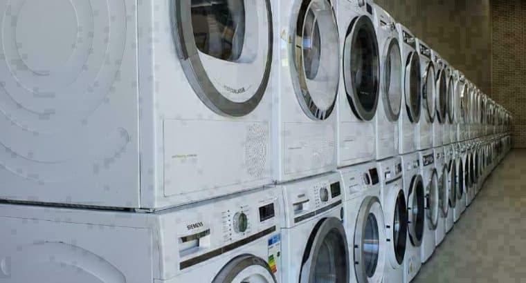 Bosch Siemens Miele AEG wasmachine Garantie & gratis bezorgd