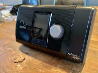 Resmed Airsense 10 AUTO CPAP nieuw en compleet