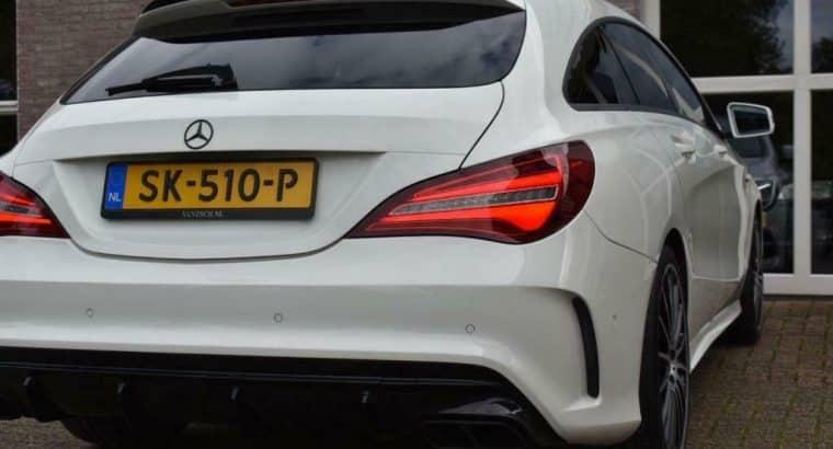 Mercedes CLA Shooting Brake 250 Sport 218pk 4MATIC 7G-DCT