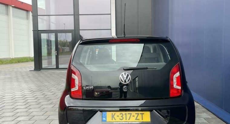 Volkswagen UP! 1.0 75PK 5-DRS 2012 Zwart VW UP