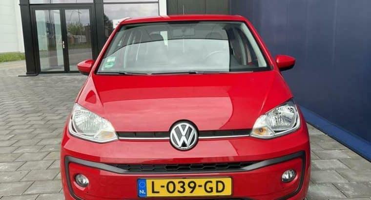 Volkswagen UP! 1.0 5-DRS 2018 Rood facelift VW UP