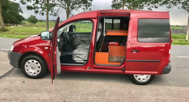 Volkswagen Caddy 1.9 TDI Optive Comfort 5p. AIRCO/CRUISE/NAV