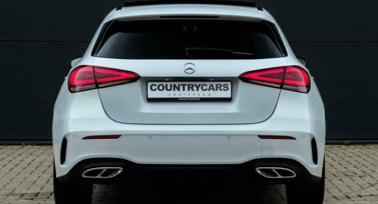 Mercedes-Benz A 200 a200 AMG NIGHT PANO CAMERA SPOOR ASSIST