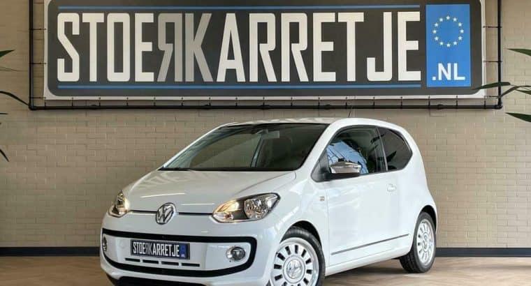 Volkswagen up! 1.0 75pk, White up! 2014, Navigatie, stoelver