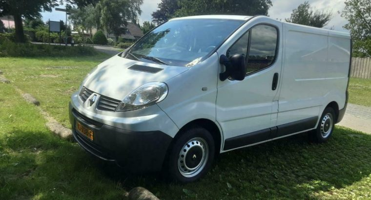 Renault Trafic 2.0 DCI 66KW DC 2013