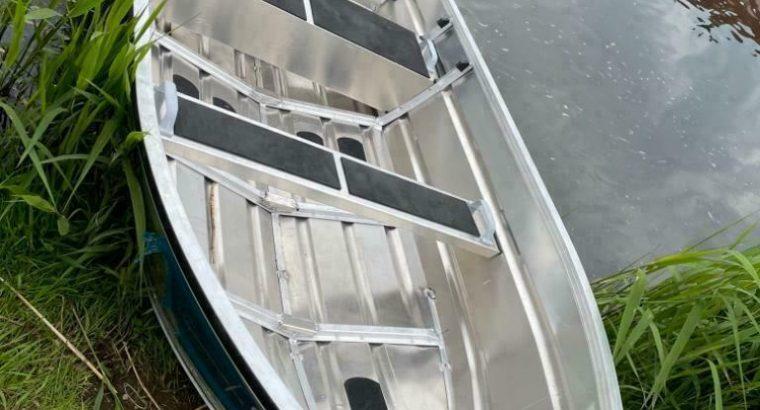 EMOK Aluminium boten + Gratis Bezorging