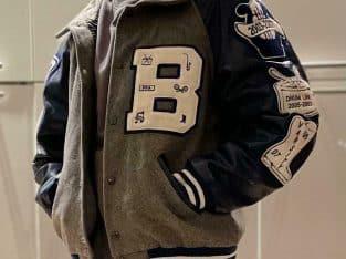 Varsity jacket maat xs/s