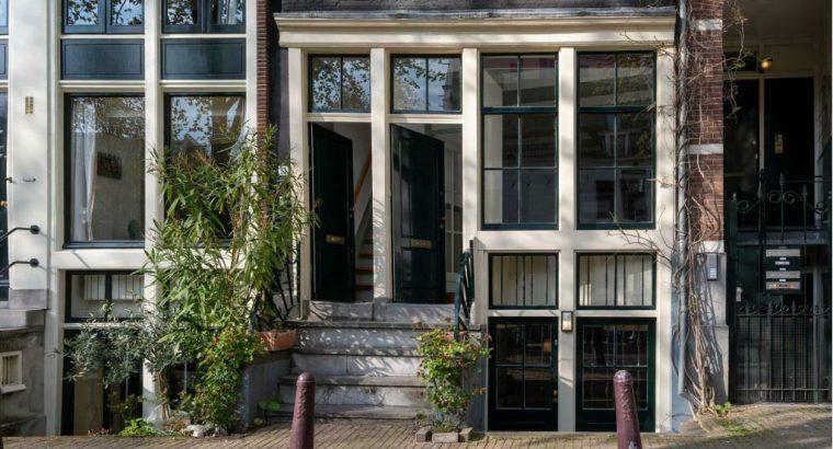 Koopwoning: Raamgracht 23, Amsterdam