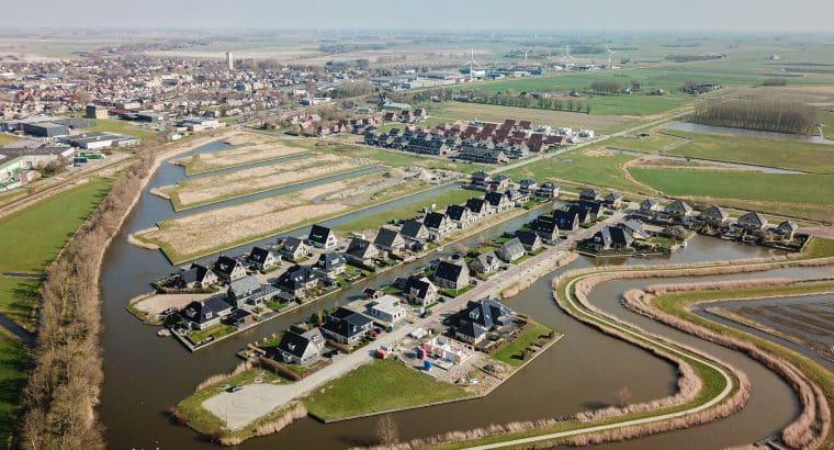 Project Dyksfeart, zeer gewilde plek in Friesland