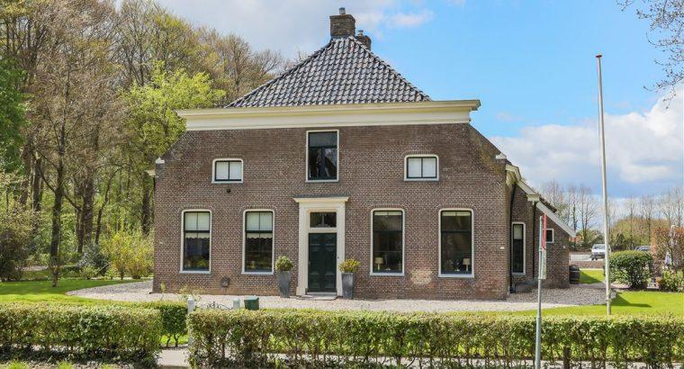 Monumentale woonboerderij Groningerstraat 54