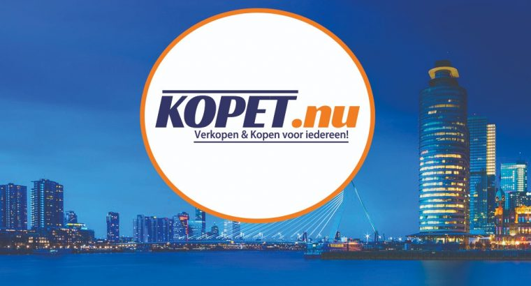 Voor je auto en onderdelen vindt het op www.kopet.nu