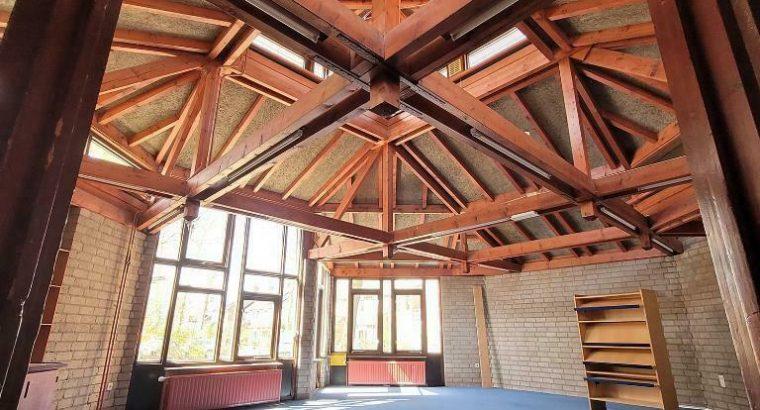 Mooie atelierruimtes in Malden, vlakbij Nijmegen beschikbaar