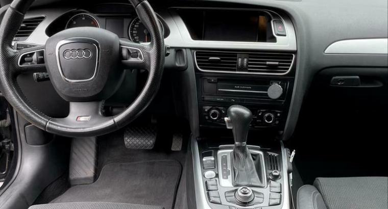 Audi A4 2.7 TDI Avant S-line gereviseerde Multitronic