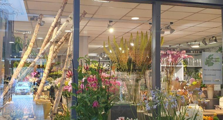 Bloembinderij Marcel Kuipers; De bloemist van Haren en omgeving